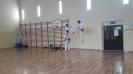 Pokaz sztuk walki taekwon - do ITF prowadzony przez Mistrza Polski -11