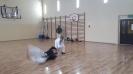Pokaz sztuk walki taekwon - do ITF prowadzony przez Mistrza Polski -7