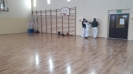 Pokaz sztuk walki taekwon - do ITF prowadzony przez Mistrza Polski -8