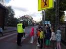 """SPOTKANIE Z POLICJANTEM """"BEZPIECZNA DROGA DO SZKOŁY"""".-10"""